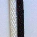 Sash Cord 7.0mm, #8 150m Black